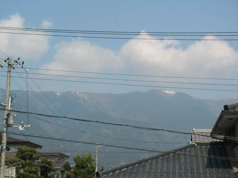 おまけ道@琵琶湖畔で実家生活♪ポテチンっ♪-20120419