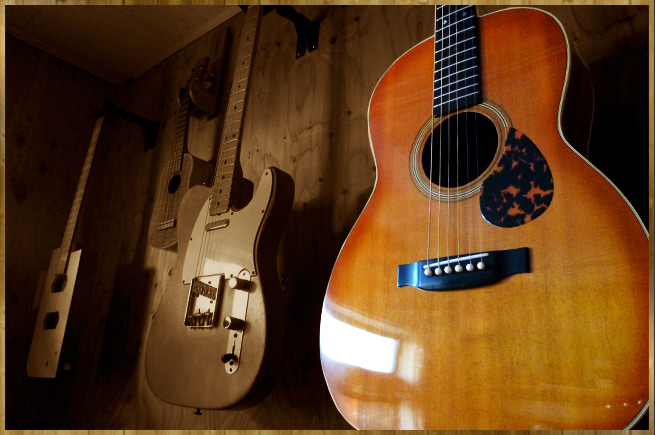 $皆川ギター工房のブログ