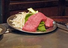 Weblog of RockTbn-お決まりのステーキ