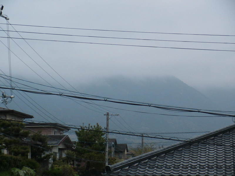 おまけ道@琵琶湖畔で実家生活♪ポテチンっ♪-20120426