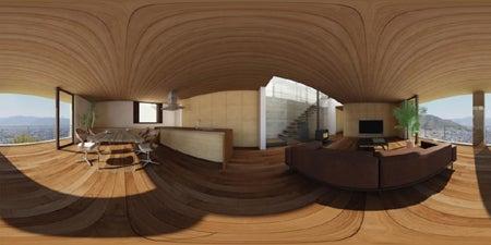 美しい家をつくりたい!-360VR~甲府Iさんの家