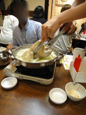 横浜発 驢馬人の美食な日々-NogeToriton06