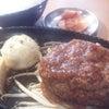 お肉屋さんのお昼ごはんの画像