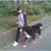 前橋駅周辺で合同訓練 犬のしつけの画像