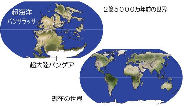 川崎悟司 オフィシャルブログ 古世界の住人 Powered by Ameba-超大陸パンゲア