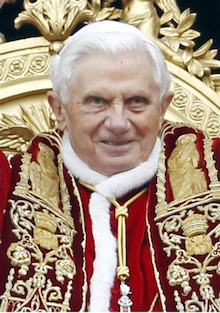 全ての教皇に関する大司教聖マラ...
