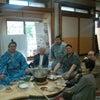 相撲部屋訪問の画像