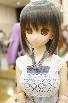 † My Little Daughter †-ボーダーさんの娘さん