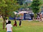 軽キャンパーファンに捧ぐ 軽キャン◎得情報-OKオートキャンプ場テント
