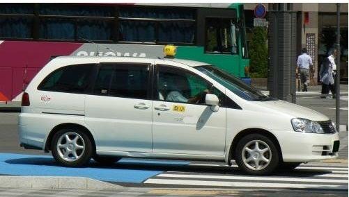 タクシーに魅せられて-リバティ 個タク