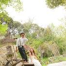 浜松の名スポット「ぬくもりの森」で結婚式写真★の記事より