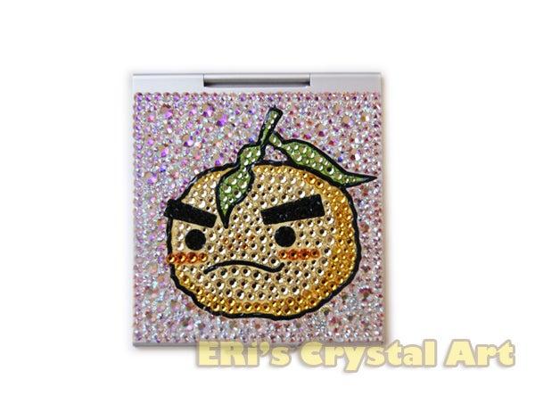 ERiのCrystalデコブログ☆-ゆずる デコ 大阪 ゆるキャラ