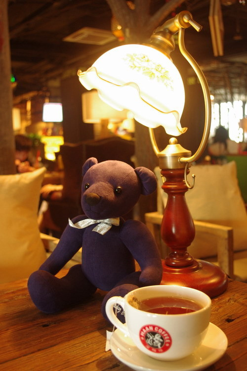 中国大連生活・観光旅行ニュース**-MAAN COFFEE 漫珈琲