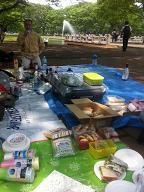公園deSalsa Official Blog-picnic