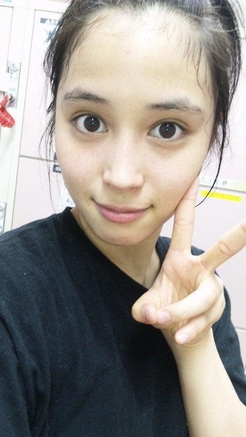 ドドドドすっぴん   広瀬アリス オフィシャルブログ Powered by Ameba