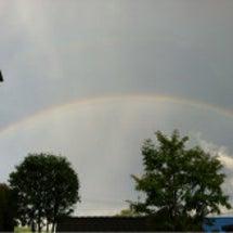 虹から始まるGWのお…