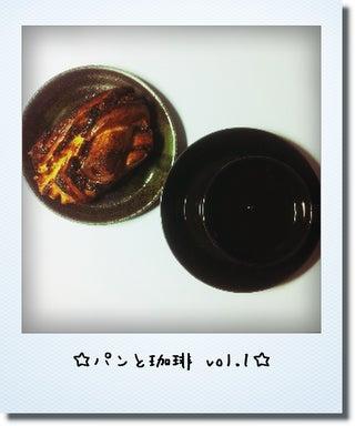 Chocobanditz blog☆キャラクターデザインとFavorites☆-パンと珈琲 vol.1