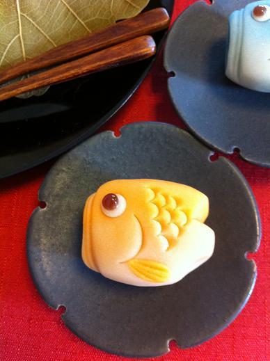 Honey's Kitchen-ねりきり:鯉のぼり