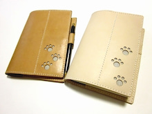 OXIO-CRAFT(オキクラ)の「革雑貨」製作日記-経年変化