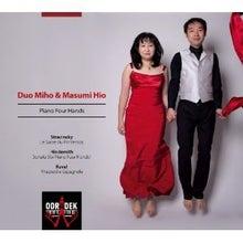 $Piano Duo Miho&Masumi HIO オフィシャルブログ-CD