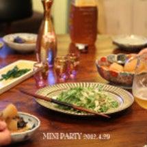 【日本酒に合わせた料…