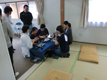 浄土宗災害復興福島事務所のブログ-20120509平作町①