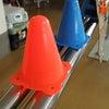 平行棒を使用した訓練の画像