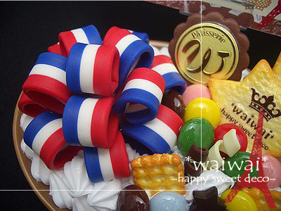 *waiwai* ~Happy sweet deco~