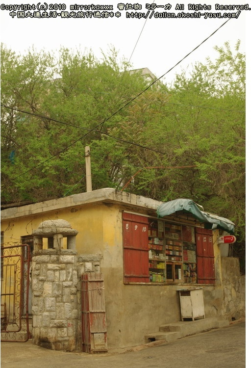 中国大連生活・観光旅行ニュース**-大連 KM Kong Long Mogu 香蕉魚書店