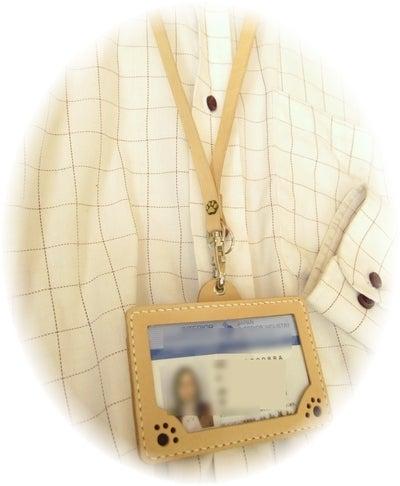 OXIO-CRAFT(オキクラ)の「革雑貨」製作日記-IDケース