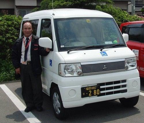NPO法人日本福祉タクシー協会九州支部