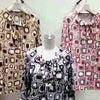 CORDIER【ワールド】幾何学柄のチュニック★奈良・ファッションセレクトショップ★奈良の画像