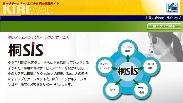 $オフィスアプリケーション(Microsoft Office)-管理工学 桐SIS