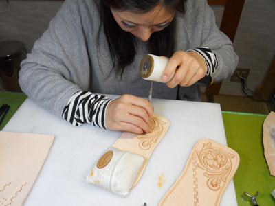 京都の革工房「京革屋」のブログ