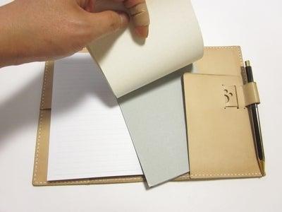 OXIO-CRAFT(オキクラ)の「革雑貨」製作日記-3WAYカバー