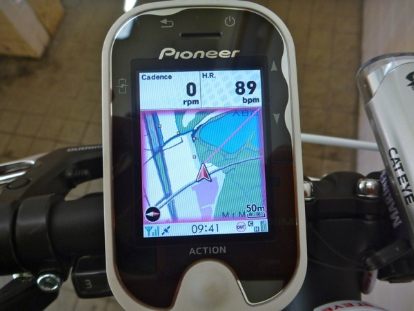 $yoshikのクロスバイク