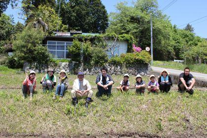 $【群馬県昭和村】 農園星ノ環ブログ *ほしのわ にっき*