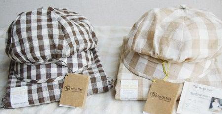 *カンボジアの綿クロマーと赤ちゃん帽子のお店*-ギフトセット