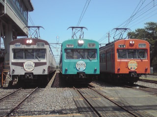ぽけあに鉄道宣伝部日誌(仮)-ch 1002F&1001F&1003F hiro