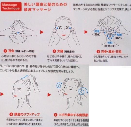 髪 頭皮 ケア方法