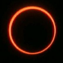 「金環日食 2012…