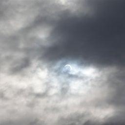 画像 金環日食 の記事より 2つ目