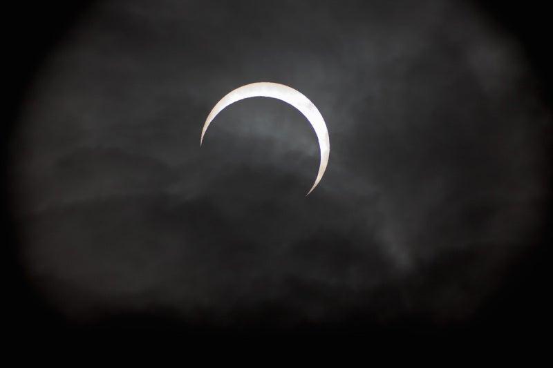 撮るのも、見るのも、撮られるのも。写真は楽しい。-金環日食5/21その3