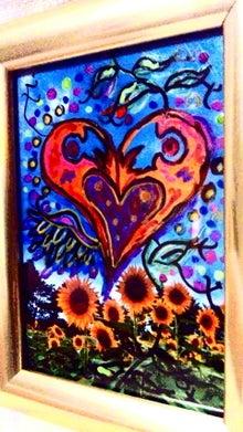 ゚・*幻影絵描き御座総一(ござそういち)の紅鶴メモリ。~shake hands with me☆~by vision painter goza souichi**~-120524_020134.jpg