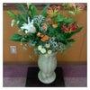 今週のお花の画像