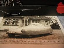 $1959PORSCHE356Aのブログ-ポルシェ64完成時写真オリジナルシルバー