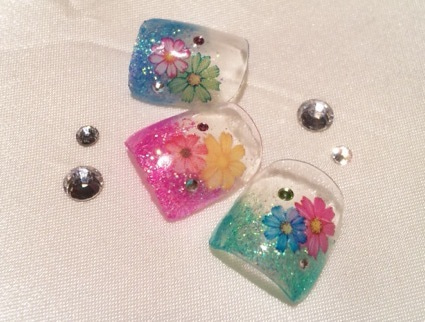 $nail salon bluebeans 主宰高嶋りえのHappy nail life★