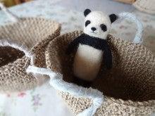 $『Anneのてしごと』*羊毛で可愛い動物を作りたい*