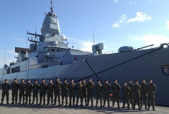 ドイツ海軍】 練習艦隊 Halifax/...