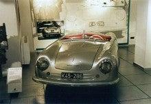 1959PORSCHE356Aのブログ-ポルシェ356第1号車